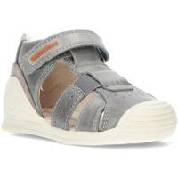 Schuhe Kinder Sandalen / Sandaletten Biomecanics KIDS  SANDALS 212134 MARENGO