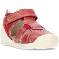 Schuhe Kinder Sandalen / Sandaletten Biomecanics KIDS  SANDALS 212134 ROT