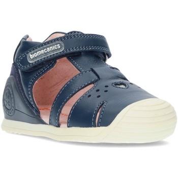Schuhe Jungen Sandalen / Sandaletten Biomecanics SANDALS 212104 OZEAN