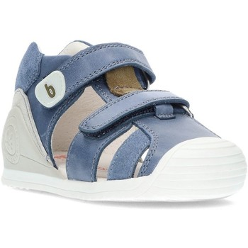 Schuhe Jungen Sandalen / Sandaletten Biomecanics JUNGEN  SANDALEN 212143 BENZIN