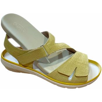 Schuhe Damen Sandalen / Sandaletten Calzaturificio Loren LOQ6973gia blu