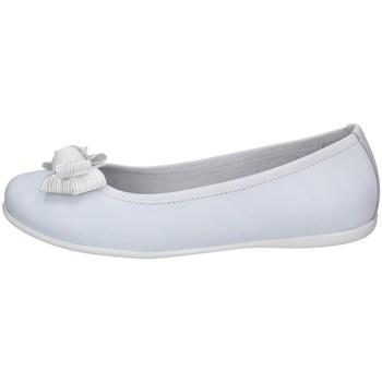 Schuhe Mädchen Ballerinas NeroGiardini E031401F WEISS