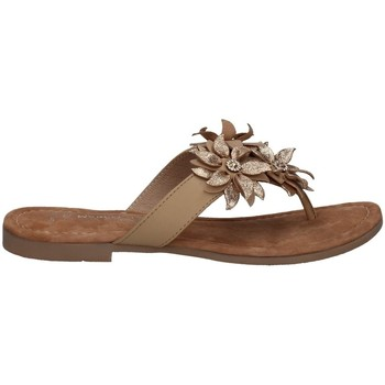 Schuhe Damen Sandalen / Sandaletten Marco Tozzi 2-27111-26 TAUPE