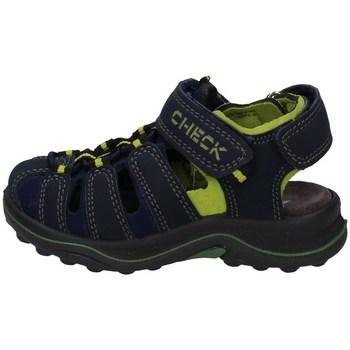 Schuhe Jungen Sandalen / Sandaletten Imac 732761 BLAU