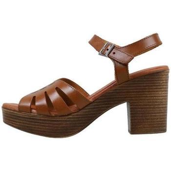 Schuhe Damen Sandalen / Sandaletten Sandra Fontan  Braun