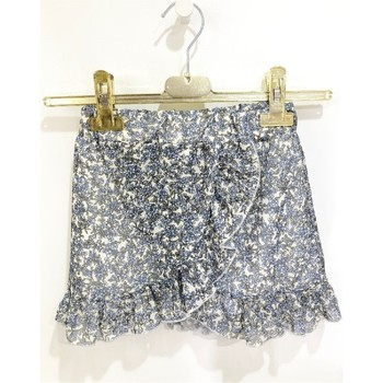 Kleidung Mädchen Röcke Vicolo 3146G0430 Rock Kind GRÜN / HELLBLAU GRÜN / HELLBLAU