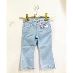 Kleidung Mädchen Straight Leg Jeans Vicolo 3146D0327 Jeans Kind PARADIESISCH PARADIESISCH