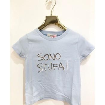 Kleidung Mädchen T-Shirts Vicolo 3146M0490 T-shirt Kind PARADIESISCH PARADIESISCH