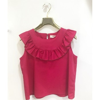 Kleidung Mädchen Hemden Vicolo 3146C0455 Hemden Kind ERDBEERE ERDBEERE