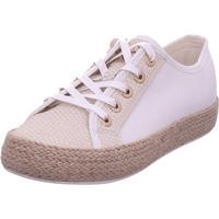 Schuhe Damen Sneaker Low Bugatti - 431-A2N01-5869-8321 reptil print/ offwhite