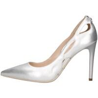 Schuhe Damen Pumps NeroGiardini E115431de Heels' Frau Silbern
