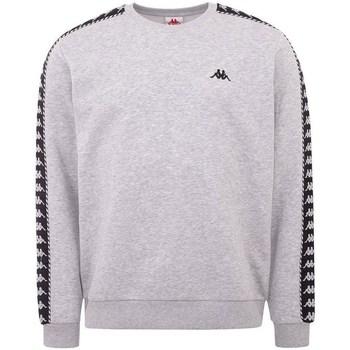 Kleidung Herren Sweatshirts Kappa Ildan Grau