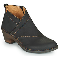 Schuhe Damen Low Boots El Naturalista SYLVAN Schwarz