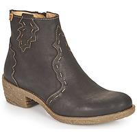 Schuhe Damen Low Boots El Naturalista QUERA Schwarz