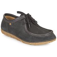 Schuhe Boots El Naturalista REDES Schwarz
