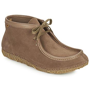 Schuhe Boots El Naturalista REDES Beige
