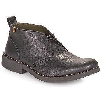 Schuhe Herren Boots El Naturalista YUGEN Schwarz