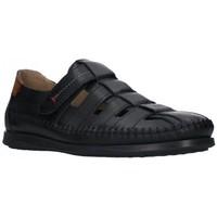 Schuhe Herren Sandalen / Sandaletten Dj Santa 2977 Hombre Negro noir