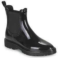 Schuhe Damen Gummistiefel Be Only INGY Schwarz