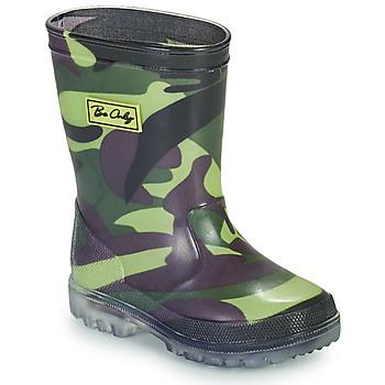 Schuhe Jungen Gummistiefel Be Only ARMY Kaki