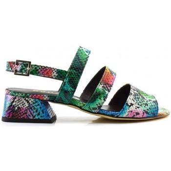 Schuhe Damen Sandalen / Sandaletten Brunate 49549 pyto multi Multicolor