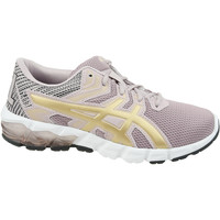 Schuhe Kinder Laufschuhe Asics Gel-Quantum 90 2 GS gris