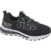 Schuhe Kinder Laufschuhe Asics Gel-Quantum 180 SC GS noir