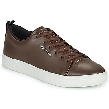 Schuhe Herren Sneaker Low Paul Smith LEE Braun