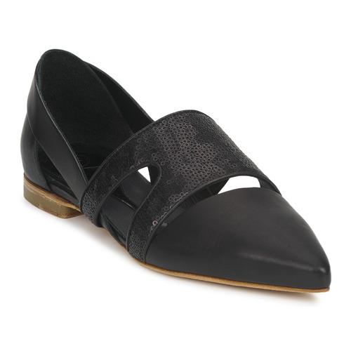 Schuhe Damen Ballerinas McQ Alexander McQueen 318321 Schwarz