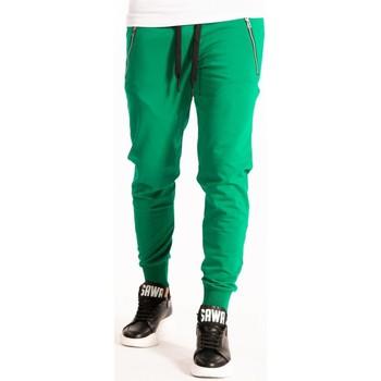 Kleidung Herren Jogginghosen Takeshy Kurosawa  Grün