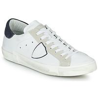 Schuhe Herren Sneaker Low Philippe Model PRSX LOW MAN Weiss