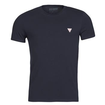 Kleidung Herren T-Shirts Guess CN SS CORE TEE Marine