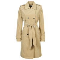 Kleidung Damen Trenchcoats Guess SUSAN TRENCH Beige