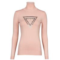 Kleidung Damen Pullover Guess ADELLE TN LS SWTR Rose