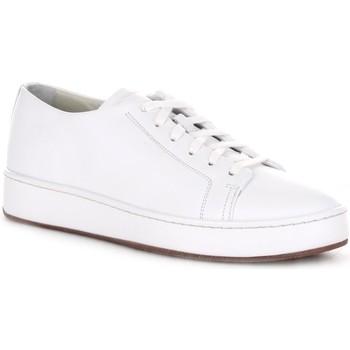 Schuhe Herren Sneaker Low Santoni MBCU21405MIAGUDEI20 Weiß