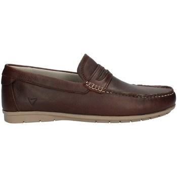 Schuhe Herren Slipper Valleverde 36950PE21 Halbschuhe Harren BRAUN BRAUN