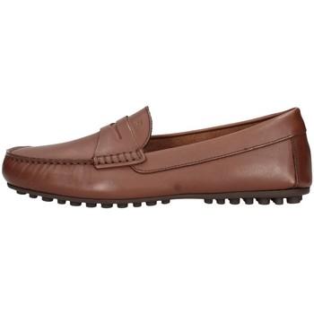 Schuhe Herren Slipper Frau 3173 Bummler Mann Braun Braun
