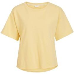 Kleidung Damen T-Shirts Vila  amarillo