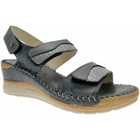 Schuhe Damen Sandalen / Sandaletten Riposella RIP11244blu blu