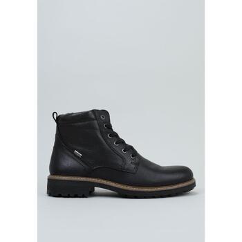 Schuhe Herren Schneestiefel Imac  Schwarz