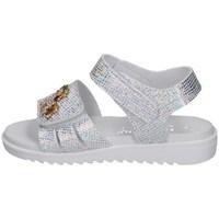 Schuhe Mädchen Sandalen / Sandaletten Lelli Kelly LK 1506 WEISS