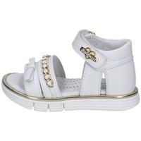 Schuhe Mädchen Sandalen / Sandaletten Balducci CIT4752 WEISS