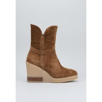 Schuhe Damen Boots Sandra Fontan  Braun