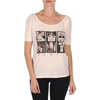 Kleidung Damen T-Shirts Bench CREEPTOWN Rose