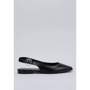 Schuhe Damen Ballerinas Krack  Schwarz