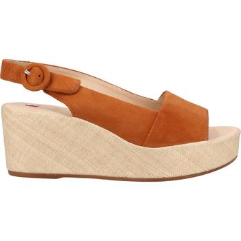 Schuhe Damen Sandalen / Sandaletten Högl Sandalen Braun/Beige
