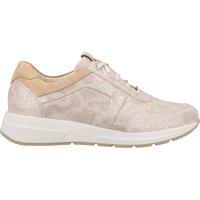 Schuhe Damen Sneaker Low Ganter Sneaker Beige