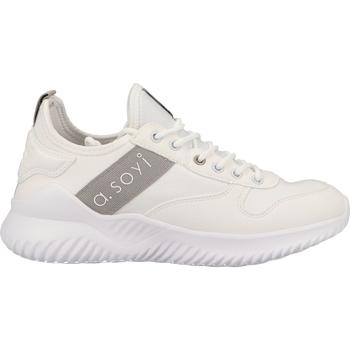 Schuhe Damen Sneaker Low A.soyi Sneaker Weiß