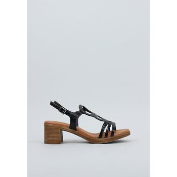 Schuhe Damen Sandalen / Sandaletten Sandra Fontan  Schwarz