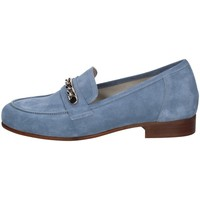 Schuhe Damen Slipper Comart 993008PE HELLBLAU